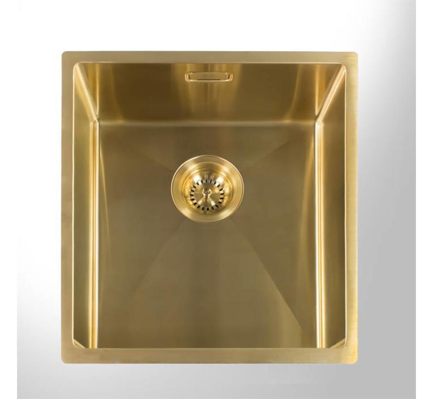 Gold Spoelbak 400