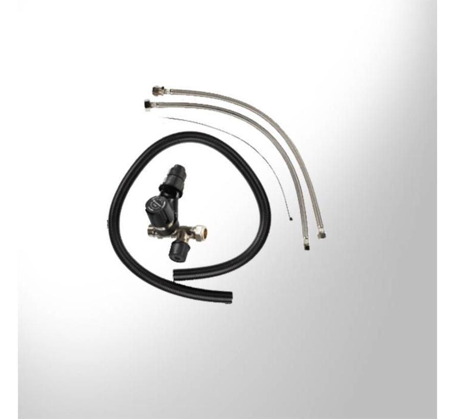 Q-Fix boileraansluitset