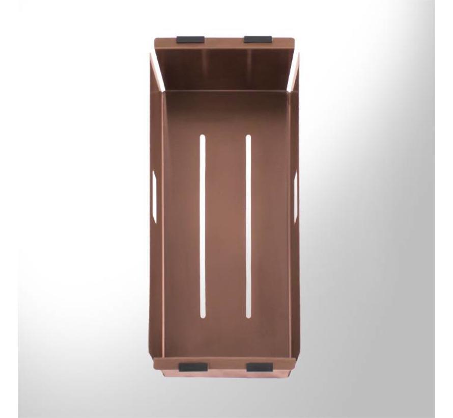 Copper Inzetbakje
