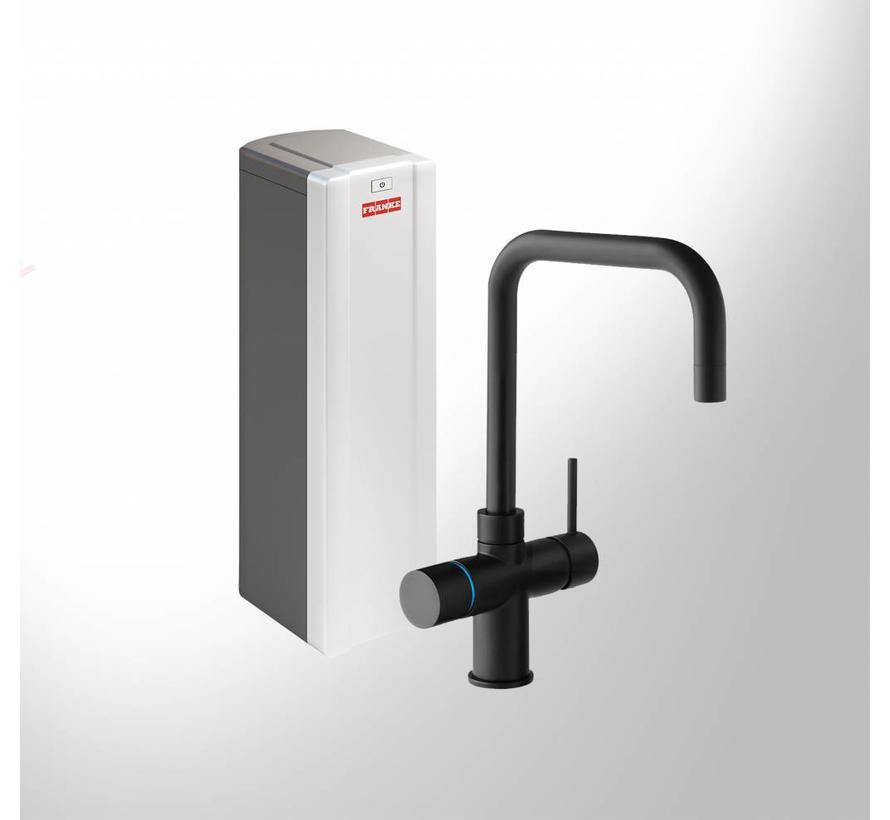 Perfect 4 Touch Irena Black met Combi-S boiler