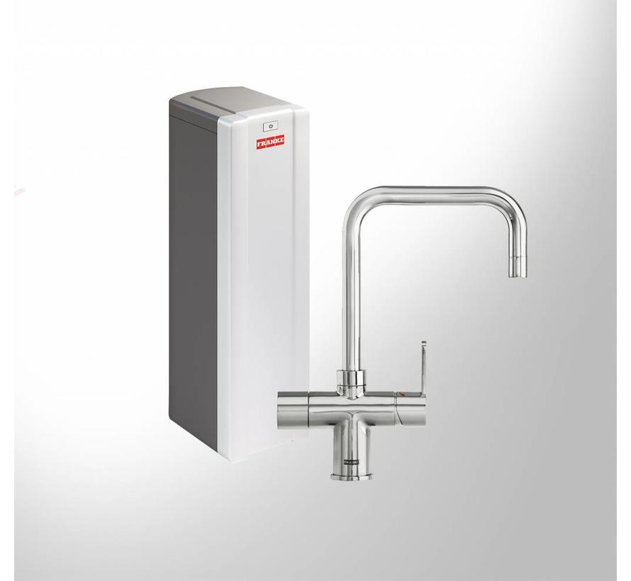 Perfect 3 Touch Irena met Combi-S boiler