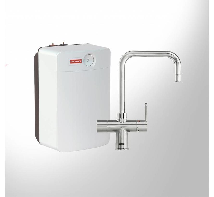 Perfect 4 Touch Irena met Combi-XL boiler