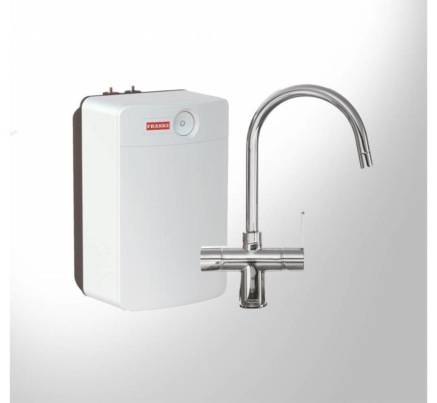 Perfect 4 Touch Minerva met Combi-XL boiler