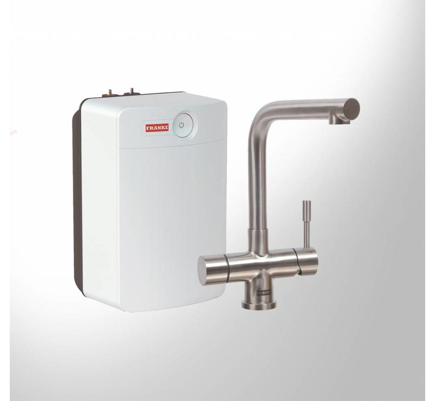 Perfect 4 Touch Mondial met Combi-XL boiler
