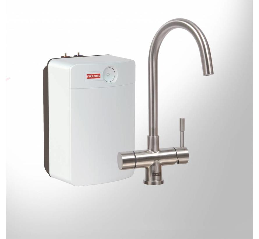 Perfect 4 Touch Helix met Combi-XL boiler