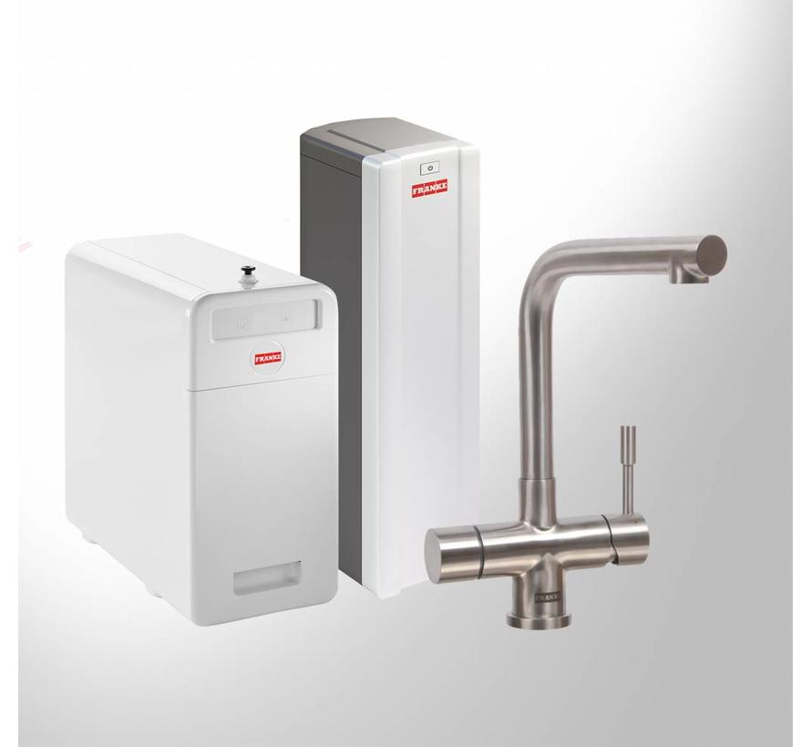 Perfect 5 Mondial met Combi-Xcellent boiler