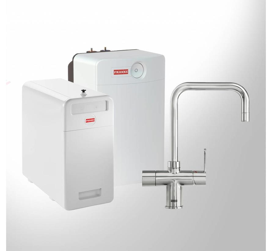 Perfect 5 Irena  met Combi-XL boiler