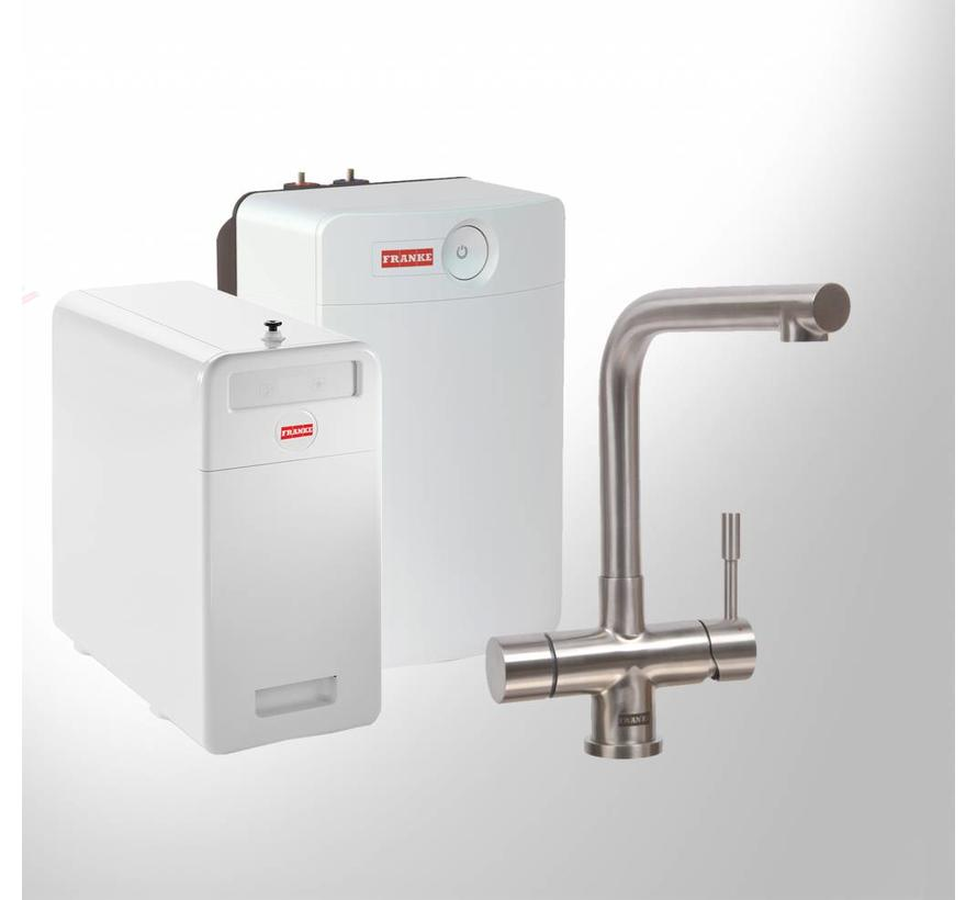 Perfect 5 Mondial met Combi-XL boiler