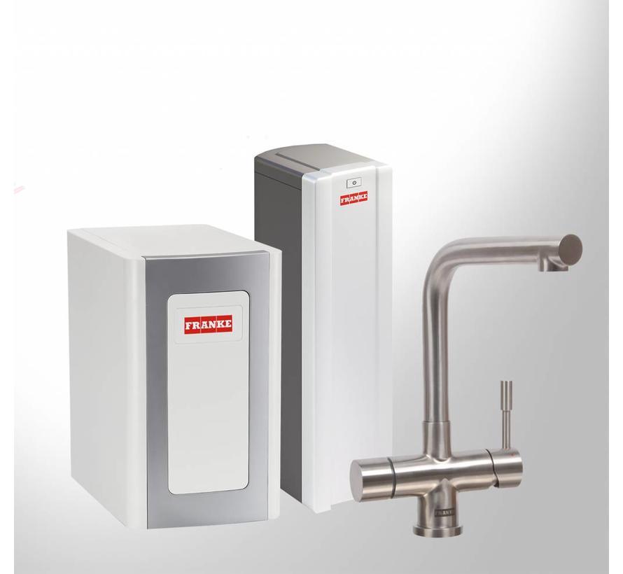 Perfect4 Chilled Mondial met Combi-Xcellent boiler