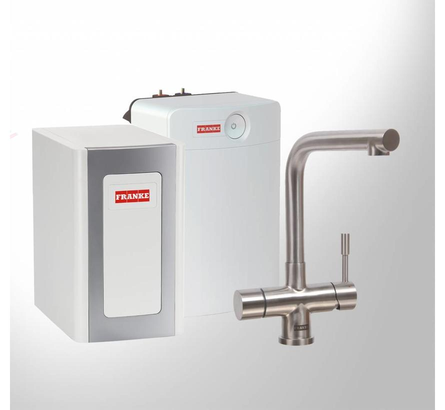 Perfect4 Chilled Mondial met Combi-XL boiler