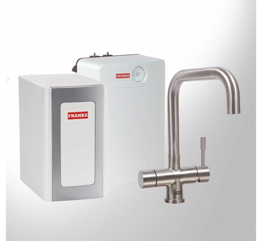 Perfect4 Chilled Pollux met Combi-XL boiler