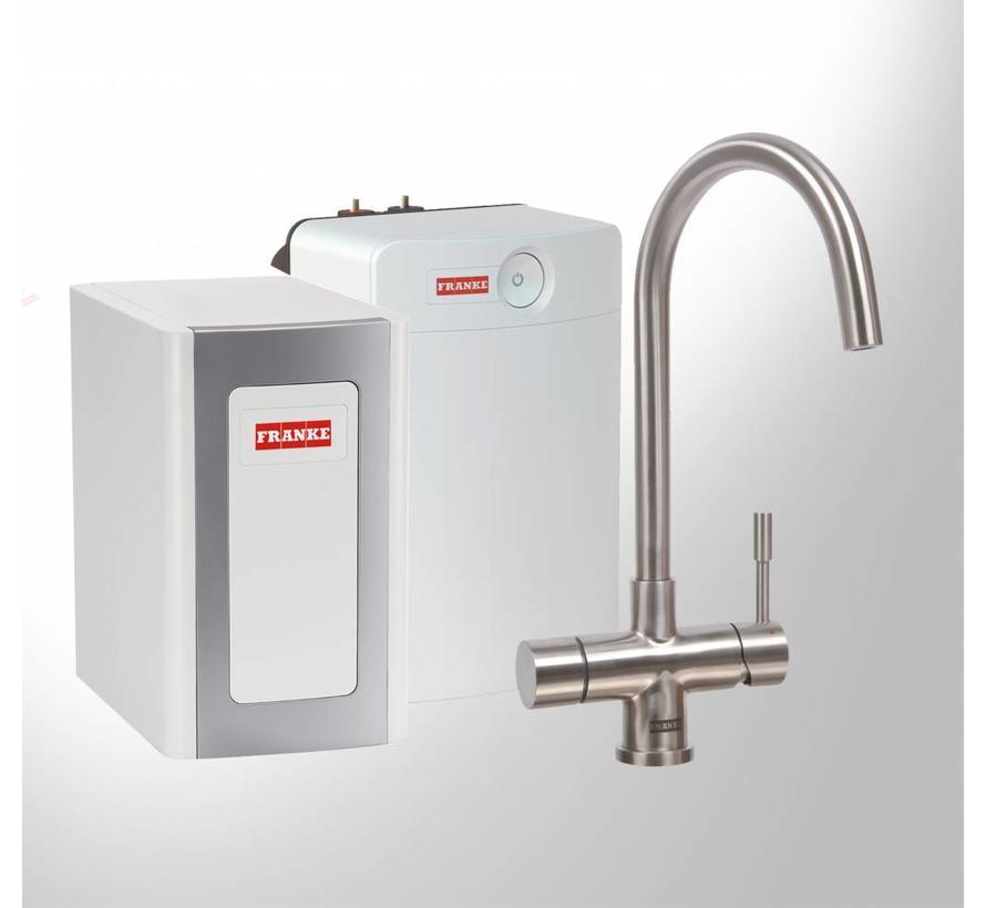 Perfect4 Chilled Helix met Combi XL boiler