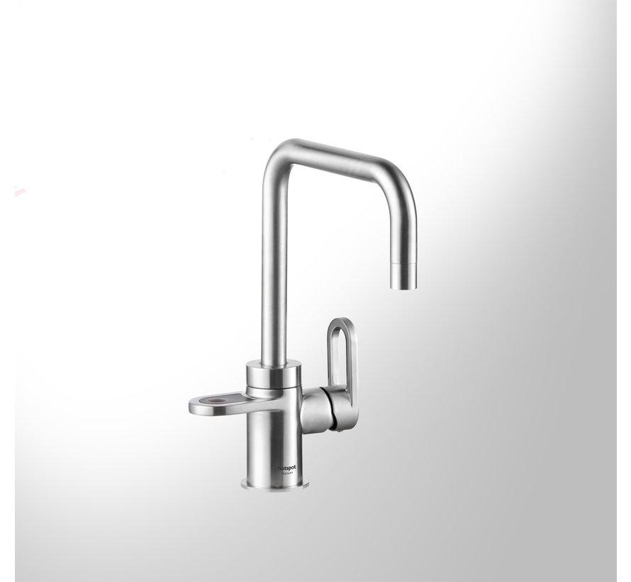 Alessio 3-in-1 kokend water kraan RVS  8 liter