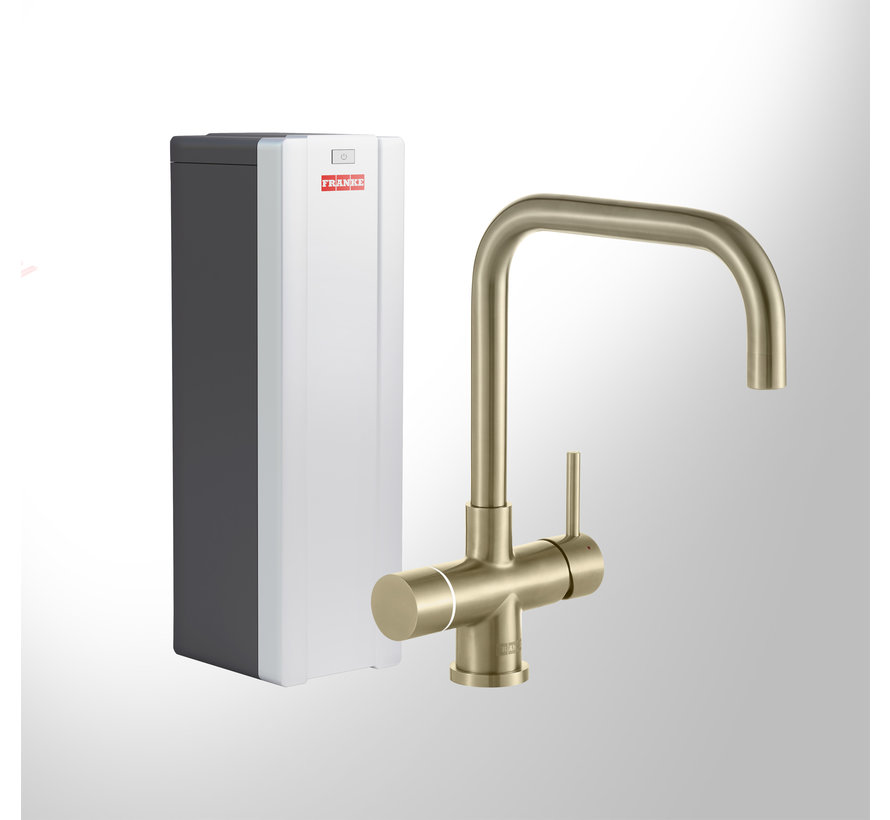 Perfect 3 Touch Pollux Gold met Combi-S boiler