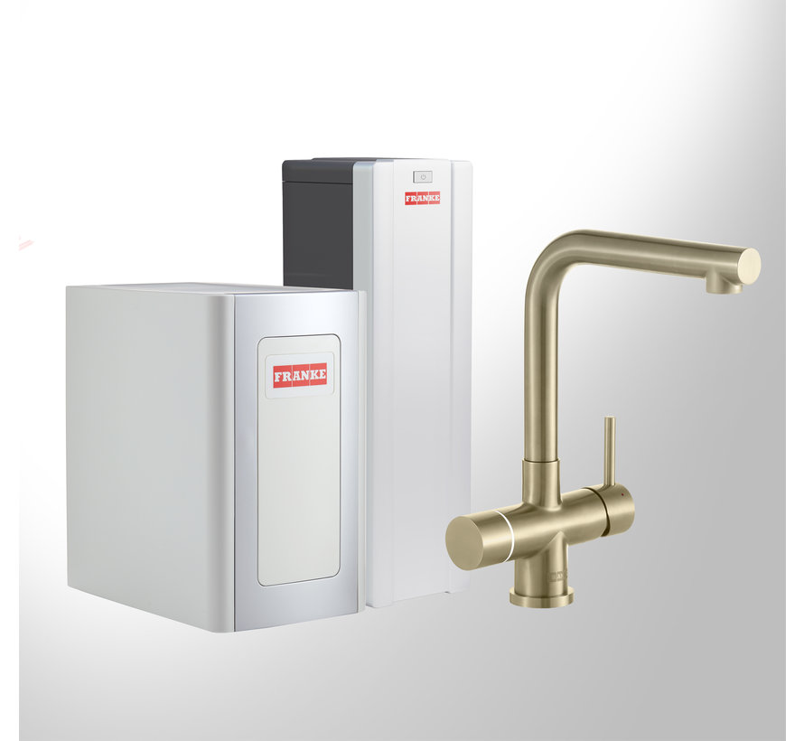 Perfect 4 Chilled Touch Mondial Gold met Combi-S boiler