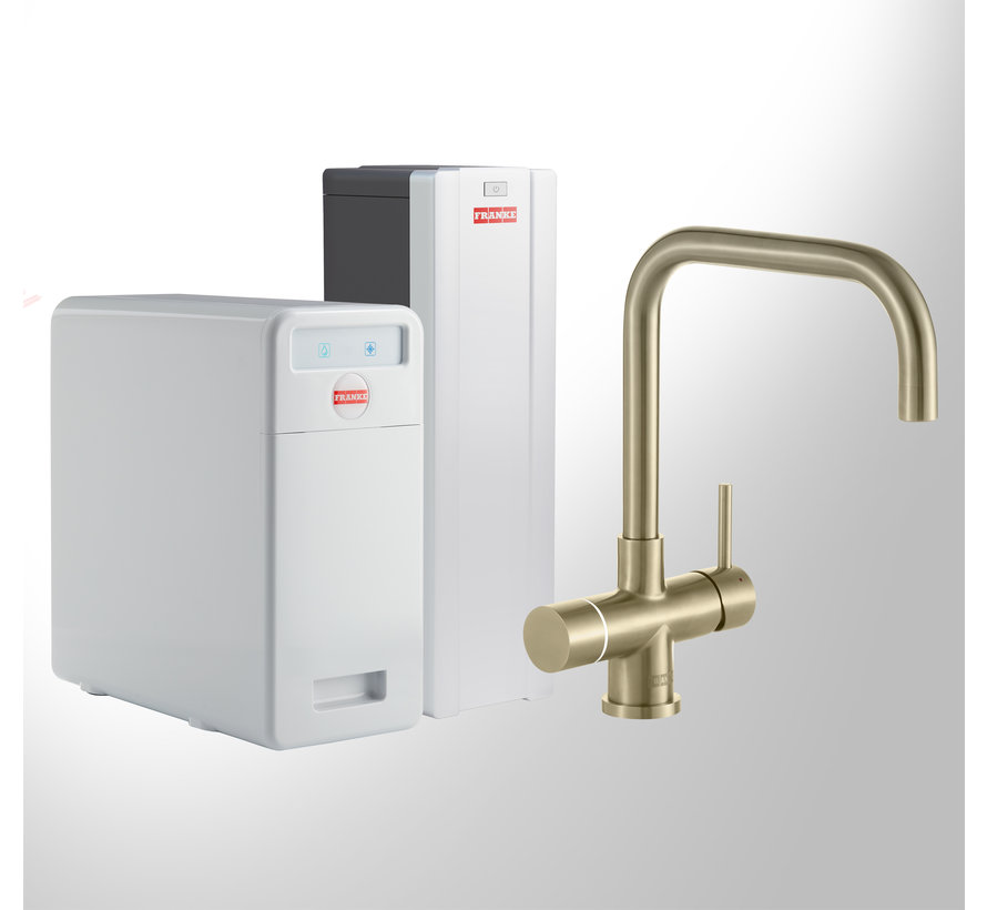 Perfect 5 Touch Pollux Gold met Combi-S boiler
