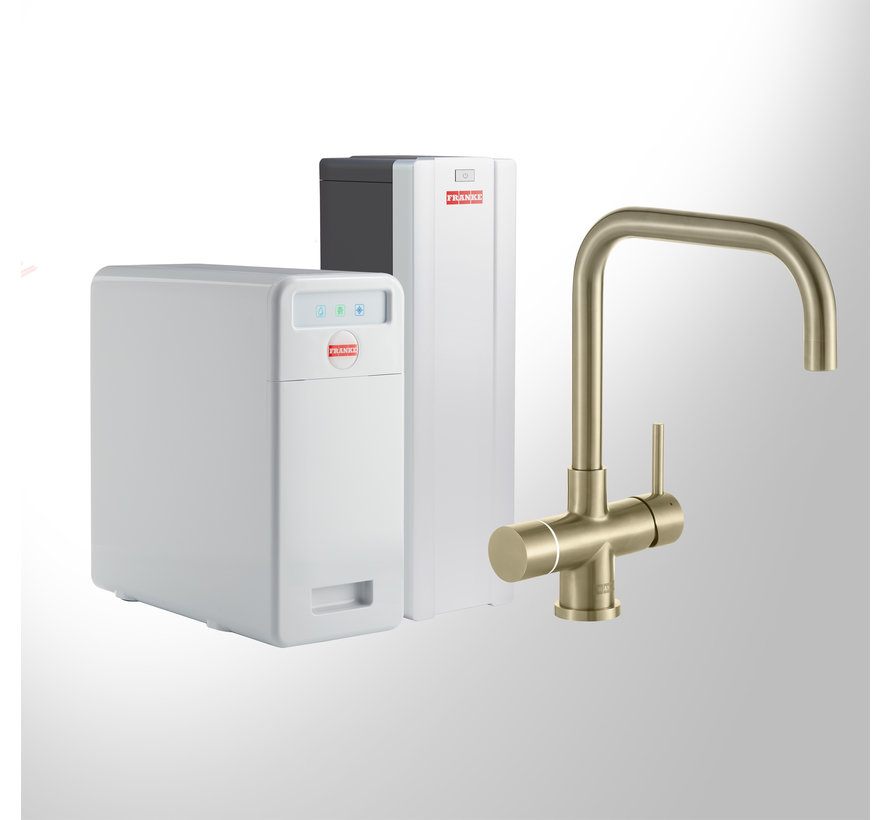 Perfect 6 Touch Pollux Gold met Combi Xcellent