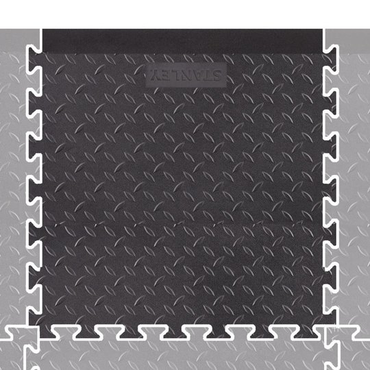 Stanley Stanley Interlocking Mat - Edge (2pcs)