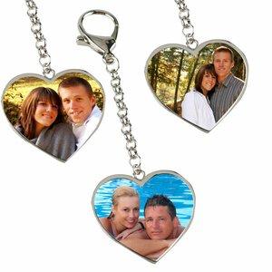 Sleutelhanger LOVE met foto