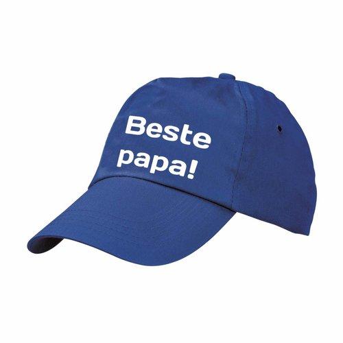 Baseball Cap met tekst/illustratie