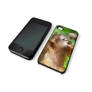 iPhone 4 & 4S Cover met foto