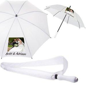 Parapluie Blanc avec personnalisation