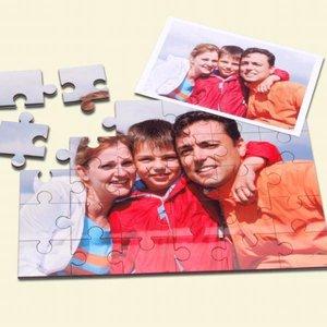 MDF Puzzel 30 stuks gepersonaliseerd