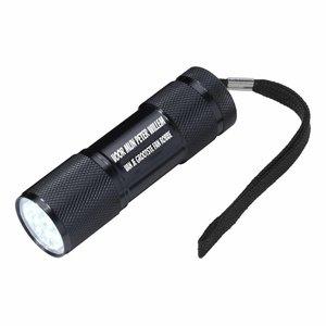 Zaklamp LED met tekst