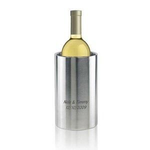 Rafraîchisseur à Vin avec gravure