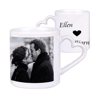 Mug d'amour avec photo