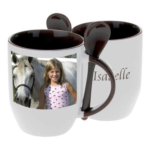 Mugs avec photo, nom ou message personnel