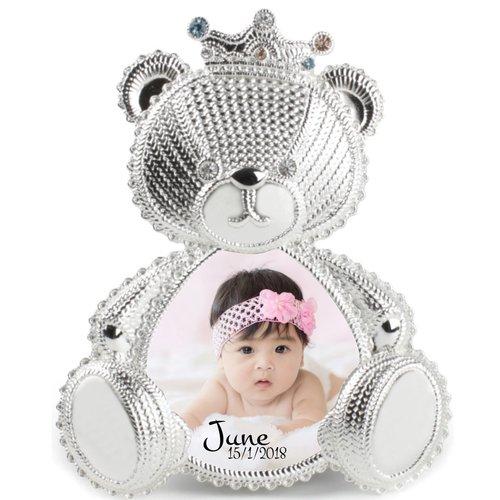 Baby fotolijst Silver