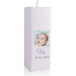 Geboortekaars gepersonaliseerd