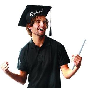 College Hat met tekst