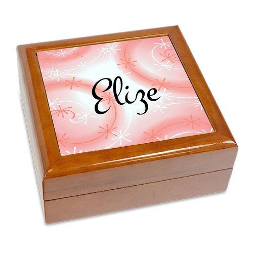 Boîte à Bijoux Signorina avec nom