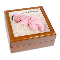 Boîte à Bijoux avec photo