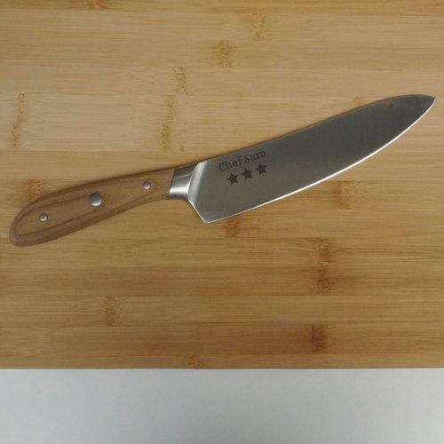 Richardson Sheffield Couteau de chef personnalisé