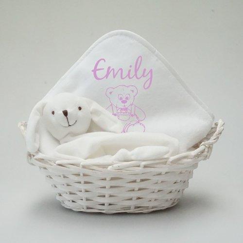 Baby Cadeau Set met naam