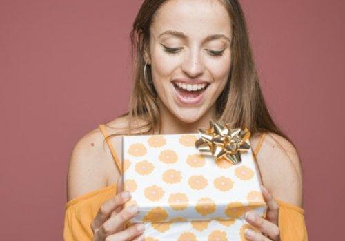 Cadeau voor vrouw