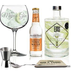 EMS Gin geschenk pakket