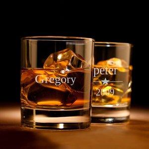 Verres à Whisky Da Vinci avec personnalisation