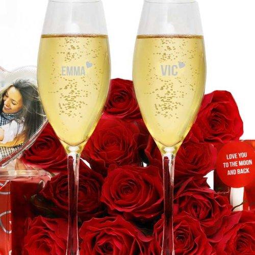 Gepersonaliseerde cadeaus voor Valentijn