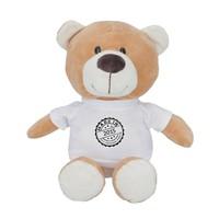 Teddybeer Bas met naam of foto