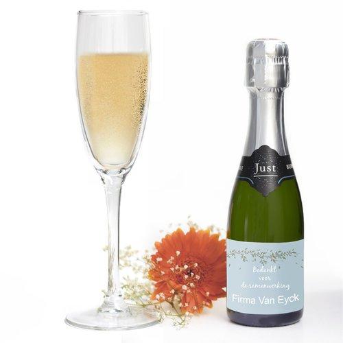 Bubbels cadeau set gepersonaliseerd