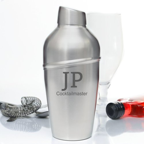 Cocktail Shaker 3-delig