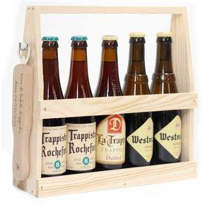 Cadeau de bière Trappiste personnalisé