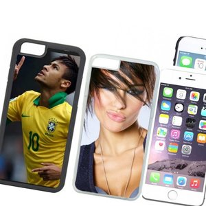 iPhone 6 & 6S Cover met foto