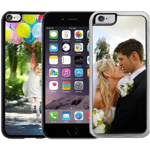 iPhone 6 Plus & 6S Plus Cover met foto