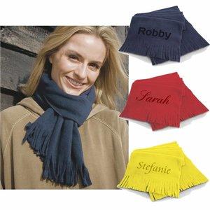 Sjaal met naam