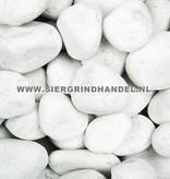 Carrara sierstenen 60-100 mm